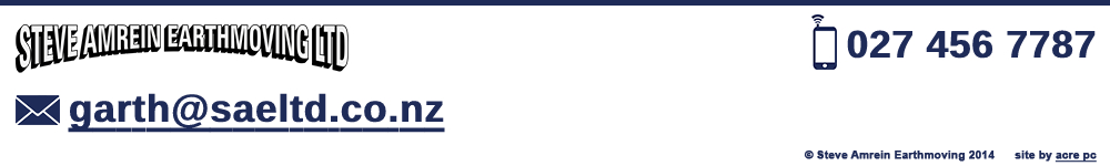 Earthmoving and excavation services for KatiKati